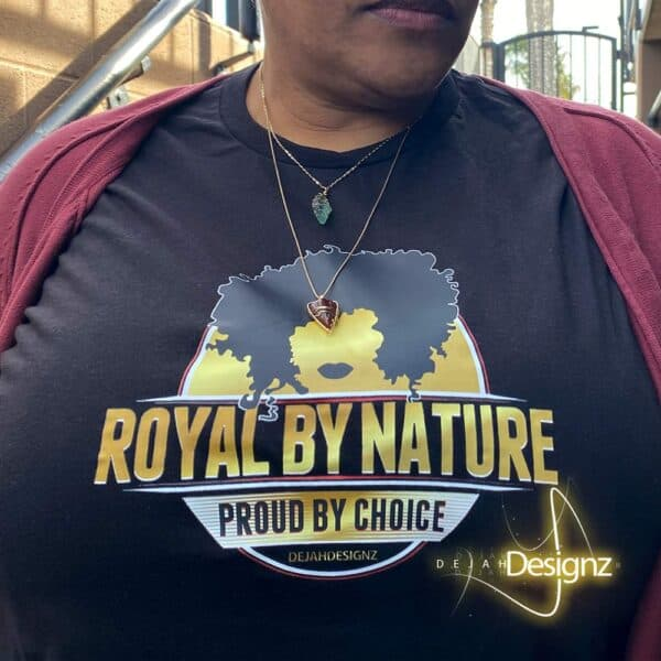 Royal by Nature Men's Graphic T-Shirt